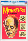 Magazines:Horror, Famous Monsters of Filmland #3 (Warren, 1959) CGC VF+ 8.5 Off-white pages....