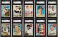 Baseball Cards:Sets, 1969 O-Pee-Chee Baseball Complete Set (218). ...