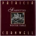 Books:Mystery & Detective Fiction, Patricia Cornwell. Scarpetta's Winter Table. Charleston, SC: Wyrick and Company, [1998]. First edition. Publisher's ...