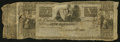 Obsoletes By State:Ohio, Zanesville, OH- The Bank of Zanesville Counterfeit $5 18__Remainder C22 Wolka . ...