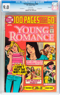Bronze Age (1970-1979):Romance, Young Romance #200 Savannah Pedigree (DC, 1974) CGC VF/NM 9.0 Whitepages....
