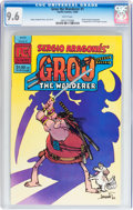 Modern Age (1980-Present):Humor, Groo the Wanderer #1 (Pacific Comics, 1982) CGC NM+ 9.6 Whitepages....