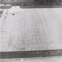 ED RUSCHA (American, b. 1937) Parking Lots, (the complete set, group of 30), 1967/1999 Gelatin silve