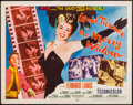 "Movie Posters:Musical, The Merry Widow (MGM, 1952). Half Sheet (22"" X 28"") Style A. Musical.. ..."