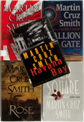 Books:Mystery & Detective Fiction, Martin Cruz Smith. Group of Five SIGNED First Editions. New York:Random House, 1986-2002. First editions. Signed. Octavos. ...(Total: 5 Items)