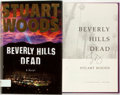 Books:Mystery & Detective Fiction, Stuart Woods. SIGNED. Beverly Hills Dead. New York: Putnam, 2008. First edition. Signed by the author. Publisher's b...