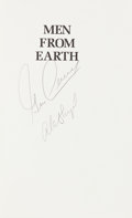 Autographs:Celebrities, Apollo Astronauts: Collection of Eight Signed Books.... (Total: 8Items)