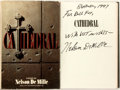 Books:Mystery & Detective Fiction, Nelson DeMille. SIGNED. Cathedral. New York: Delacorte, 1981. First edition. Publisher's binding in dust jacket. Som...
