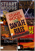 Books:Mystery & Detective Fiction, Stuart Woods. Group of Five SIGNED First Editions. Variouspublishers, 1992-2010. First editions. Signed. Octavos.Publisher... (Total: 5 Items)