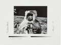 Explorers:Space Exploration, Charles Conrad Signed Large Limited Edition Lunar Surface Photo,#140/1000....
