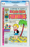 Modern Age (1980-Present):Humor, Richie Rich Fortunes #60 File Copy (Harvey, 1982) CGC NM/MT 9.8White pages....