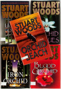 Books:Mystery & Detective Fiction, Stuart Woods. Group of Five SIGNED First Editions in the Holly Baker Series. Various publishers, 1998-2009. First editions. ... (Total: 5 Items)