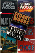 Books:Mystery & Detective Fiction, Stuart Woods. Group of Five SIGNED First Editions. Variouspublishers, 1989-2003. First editions. Signed. Publisher'sbindin... (Total: 5 Items)
