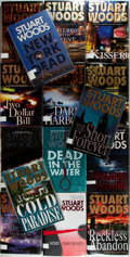 Books:Mystery & Detective Fiction, Stuart Woods. Group of of Fifteen Signed First Editions in theStone Barrington Series. Harper Collins and Putnam, 1991-2010...(Total: 15 Items)