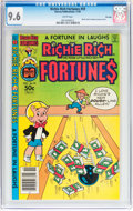 Modern Age (1980-Present):Humor, Richie Rich Fortunes #59 File Copy (Harvey, 1981) CGC NM+ 9.6 Whitepages....