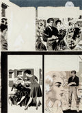 Original Comic Art:Panel Pages, Wally Wood Confessions Illustrated #1 Page 5 Original Art(EC, 1956)....