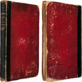 Boxing Collectibles:Memorabilia, Circa 1840 Boxiana; Or Sketches of Ancient & Modern Pugilism Book....