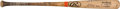 Baseball Collectibles:Bats, 2001 Rickey Henderson Game Used Bat Attributed to 2,981st Career Hit, PSA/DNA GU 8.5....