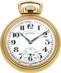Timepieces:Pocket (post 1900), Illinois 23 Jewel Sangamo Special Grade 107 Model 9, Circa 1916....