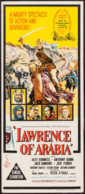 "Movie Posters:Academy Award Winners, Lawrence of Arabia (Columbia, 1962). Australian Daybill (12.75"" X 30""). Academy Award Winners.. ..."