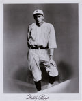 Autographs:Photos, Circa 1960 Wally Pipp Single Signed Photograph....