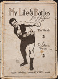 "Boxing Collectibles:Memorabilia, Early 1900's James Jeffries ""My Life & Battles"" Publication...."