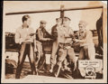 "Movie Posters:Adventure, All the Brothers Were Valiant (Metro, 1923). Lobby Card (11"" X14""). Adventure.. ..."