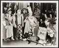"""Movie Posters:Fantasy, Tommy Cottonaro in The Wizard of Oz (MGM, 1939). Publicity Photo(8"""" X 10"""") & Certificate of Authenticity (8.5"""" X 11""""). Fant...(Total: 2 Items)"""