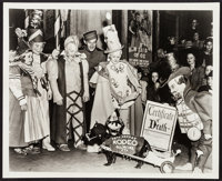"""Tommy Cottonaro in The Wizard of Oz (MGM, 1939). Publicity Photo (8"""" X 10"""") & Certificate of Authenticity..."""