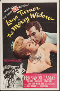 "Movie Posters:Musical, The Merry Widow (MGM, 1952). One Sheet (27"" X 41""). Musical.. ..."