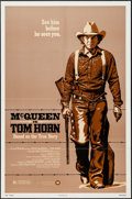 "Movie Posters:Western, Tom Horn (Warner Brothers, 1980). One Sheet (27"" X 41""). Western.. ..."
