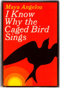 Books:Literature 1900-up, Maya Angelou. INSCRIBED. I Know Why the Caged Bird Sings.New York: Random House, [1969]. First edition, first print...