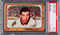 Hockey Cards:Singles (1960-1969), 1966 Topps Chico Maki #110 PSA Mint 9 - Pop Two, None Higher! ...