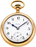 Timepieces:Pocket (post 1900), Rockford 900 - 9th Model 24 Jewel, Circa 1904 . ...
