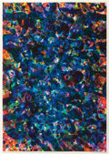Prints:Contemporary, SAM FRANCIS (American, 1923-1994). Her Blue Deeps, 1972.Lithograph in colors. 31-1/2 x 22 inches (80.0 x 55.9 cm) sheet...