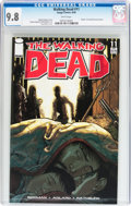 Modern Age (1980-Present):Horror, Walking Dead #11 (Image, 2004) CGC NM/MT 9.8 White pages....
