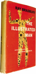 Books:Signed Editions, Ray Bradbury: Signed First Edition of The Illustrated Man(New York: Doubleday & Company, 1951), first edition, 252page... (Total: 1 Item)