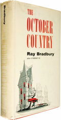 "Books:Signed Editions, Ray Bradbury: Signed First Edition of The October Country(New York: Ballantine, 1955), first edition, first state (""BB""...(Total: 1 Item)"