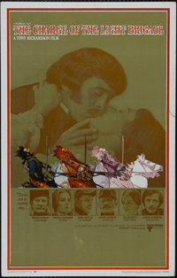 "The Charge of the Light Brigade (United Artists, 1968). Window Card (14"" X 22""). War. Directed by Tony Richard..."