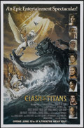 """Movie Posters:Fantasy, Clash of the Titans (MGM, 1981). One Sheet (27"""" X 41""""). Advance Style B. Fantasy. Directed by Desmond Davis. Starring Lauren..."""