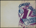 """Movie Posters:Comedy, Fifth Ave Girl (RKO, 1939). Herald (9"""" X 11.5""""). Comedy. Directed by Gregory La Cava. Starring Ginger Rogers, Walter Connoll..."""