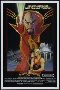"Flash Gordon (20th Century Fox, 1980). One Sheet (27"" X 41""). Science Fiction. Directed by Mike Hodges. Starri..."