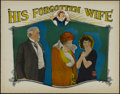 "Movie Posters:Drama, His Forgotten Wife (FBO, 1924). Lobby Card (11"" X 14""). Drama. Directed by William Seiter. Starring Madge Bellamy, Warner Ba..."