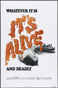 "Movie Posters:Horror, It's Alive (Warner Brothers, 1974). One Sheet (27"" X 41""). Horror. Directed by Larry Cohen. Starring John P. Ryan, Sharon Fa..."