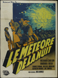 "It Came From Outer Space (Universal, 1953). French Grande (47"" X 63""). Science Fiction. Directed by Jack Arnol..."