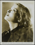 """Movie Posters:Miscellaneous, Katharine Hepburn Publicity Stills (RKO, 1935). Stills (3) (8"""" X 10""""). Three fantastic shots of one of the greatest actresses of... (Total: 3 Items)"""