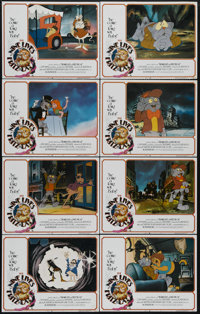 """The Nine Lives of Fritz the Cat (AIP, 1974). Lobby Card Set of 8 (11"""" X 14""""). Animated Comedy. Directed by Rob..."""