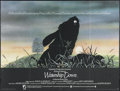 "Movie Posters:Animated, Watership Down (AVCO Embassy Pictures, 1978). British Quad (30"" X40""). Animated Drama. Directed by Martin Rosen. Starring J..."