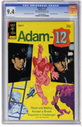 Bronze Age (1970-1979):Miscellaneous, Adam 12 #3 File Copy (Gold Key, 1974) CGC NM 9.4 Off-white to whitepages. Partial photo cover. Art by Jack Sparling. Overst...