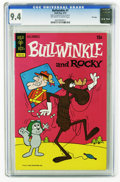Bronze Age (1970-1979):Cartoon Character, Bullwinkle #7 File Copy (Gold Key, 1973) CGC NM 9.4 Off-white towhite pages. Overstreet 2006 NM- 9.2 value = $70. CGC censu...